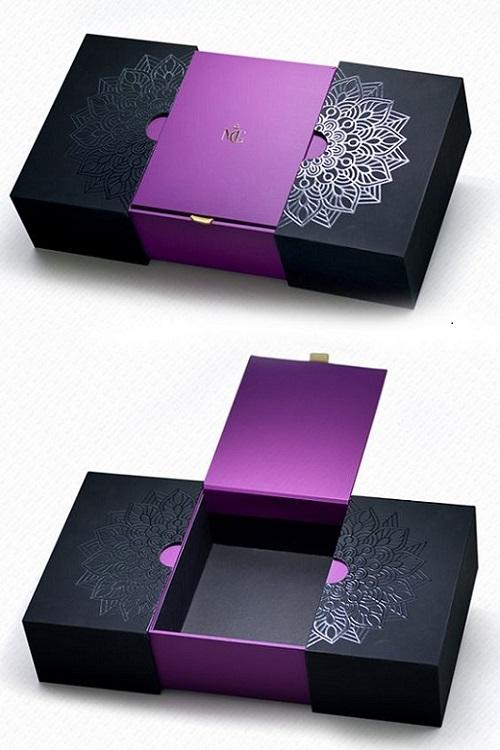 mẫu hộp giấy mới nhất của xưởng in hộp giấy giá rẻ sắc hoa