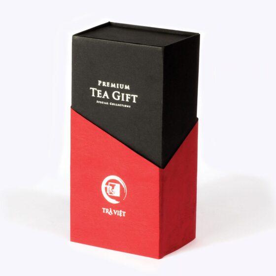 mẫu hộp đựng quà tặng sản phẩm trà
