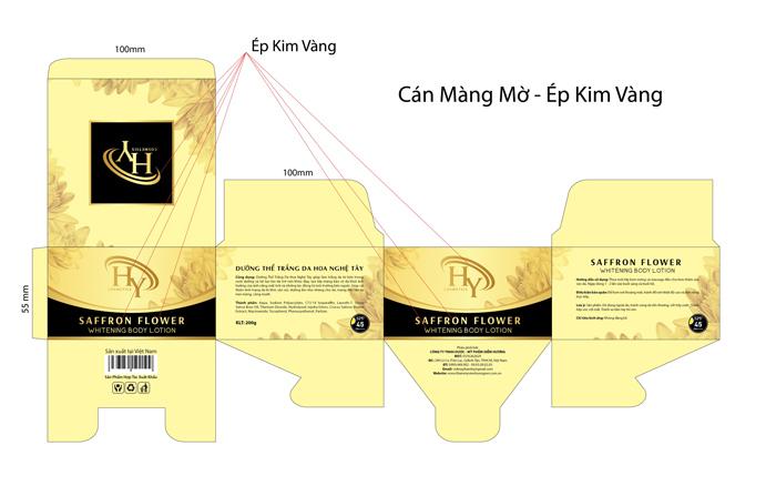 Các tiêu chí khi in hộp giấy đựng mỹ phẩm ưu tiên dùng công nghệ offset