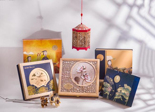Xưởng sản xuất hộp giấy Sắc Hoa Box thiết kế theo yêu cầu