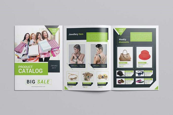 Bìa catalogue giúp tạo sự kết nối giữa doanh nghiệp với khách hàng