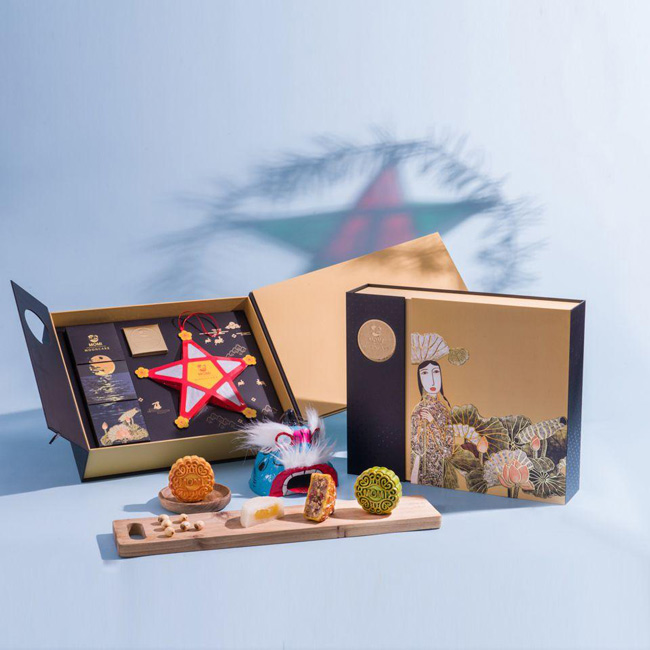 Chuyên sản xuất in hộp bánh trung thu cao cấp với chi phí tối ưu Sắc Hoa Box