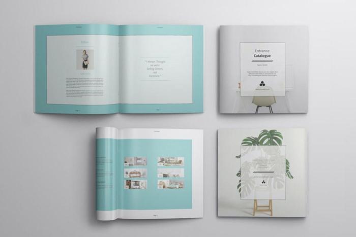 Mẫu bìa catalogue 1