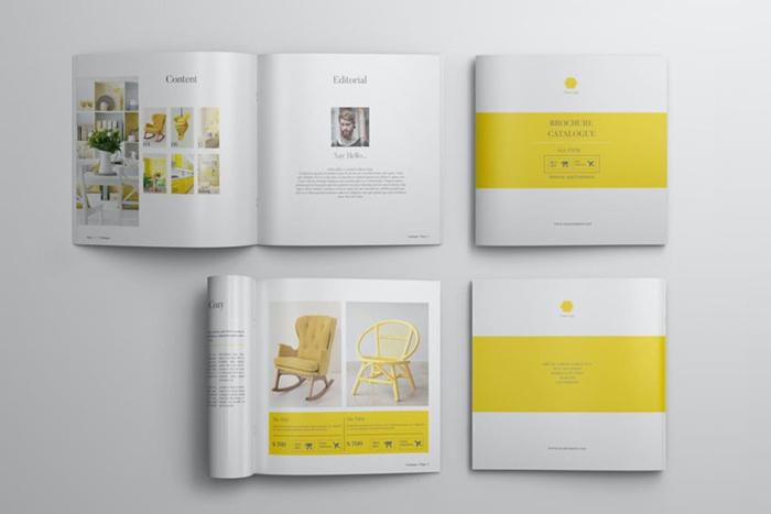 Mẫu bìa catalogue 3