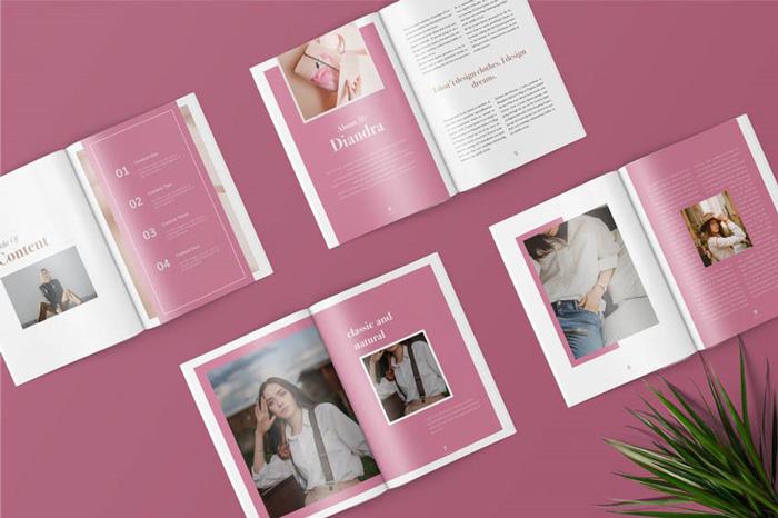 Mẫu bìa catalogue 5