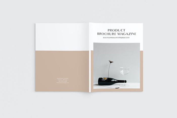 Mẫu bìa catalogue 6