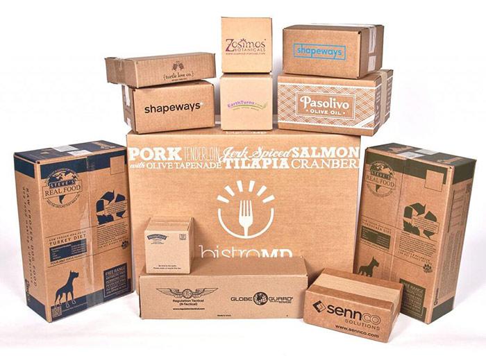 Tìm đến xưởng sản xuất hộp giấy để giúp gia tăng doanh số và quảng bá thương hiệu