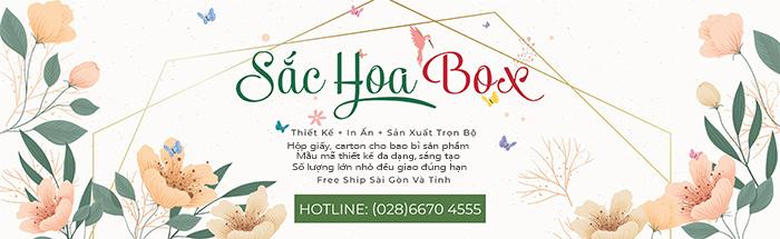 Xưởng sản xuất hộp carton giá thành rẻ uy tín nhất Sắc Hoa Box