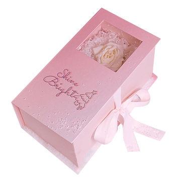 mẫu hộp đựng quà tặng sinh nhật màu hồng