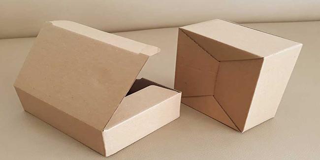 In hộp giấy theo yêu cầu mẫu hộp xếp đáy