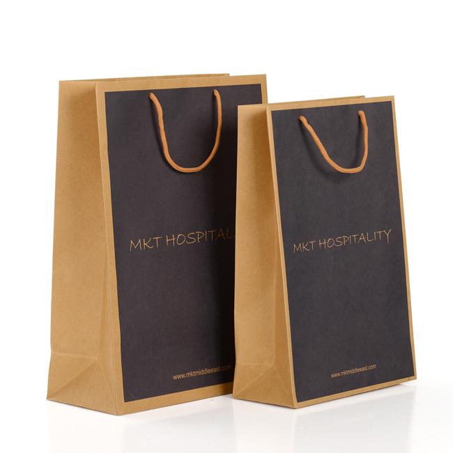In túi giấy số lượng ít tpHCM mẫu túi giấy Kraft 1
