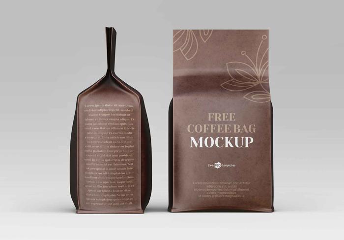 Bao bì cà phê ấn tượng giúp nâng cao giá trị sản phẩm