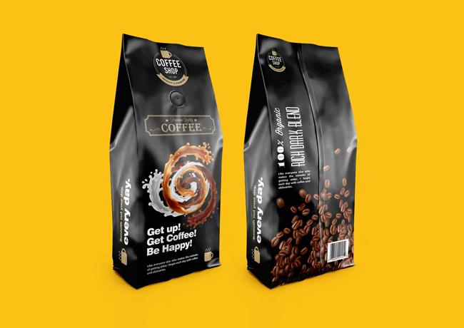Khi thiết kế bao bì cà phê hãy làm nổi bật ưu điểm sản phẩm