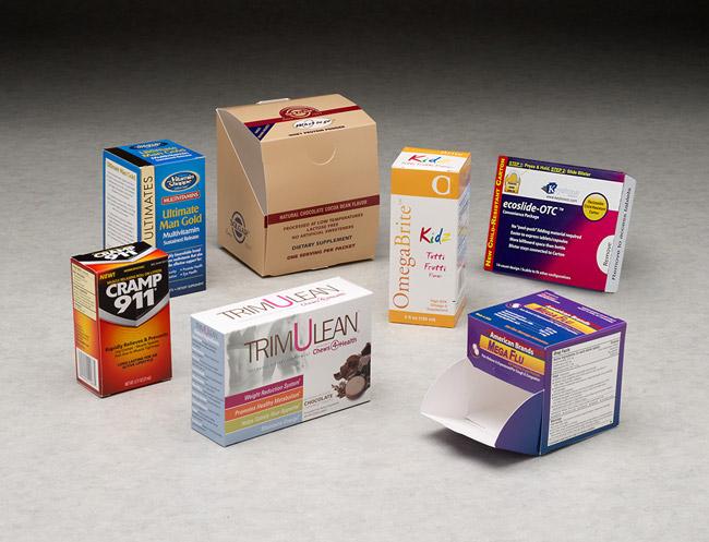 Thiết kế vỏ hộp thuốc độc đáo để tiếp cận khách hàng tốt và tạo ra sự khác biệt so với đối thủ