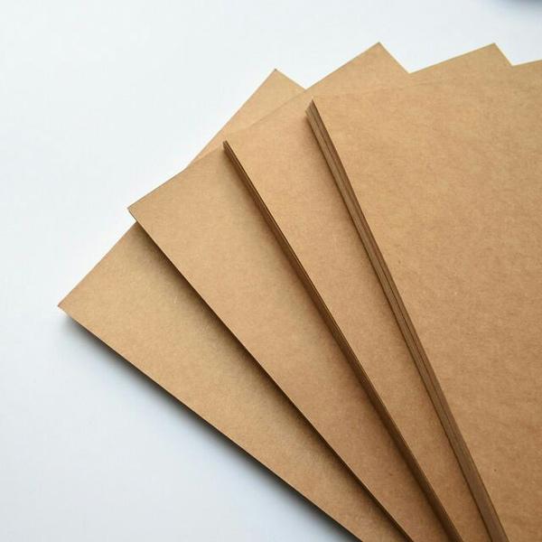 Túi giấy Kraft không quai được làm từ giấy Kraft giấy Xi Măng