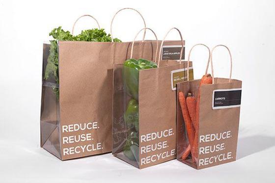 Túi giấy thân thiện với môi trường Dịch vụ in túi giấy ở đâu uy tín