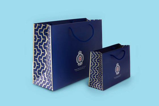 Vài mẫu túi giấy Dịch vụ in túi giấy Sắc Hoa Box 10