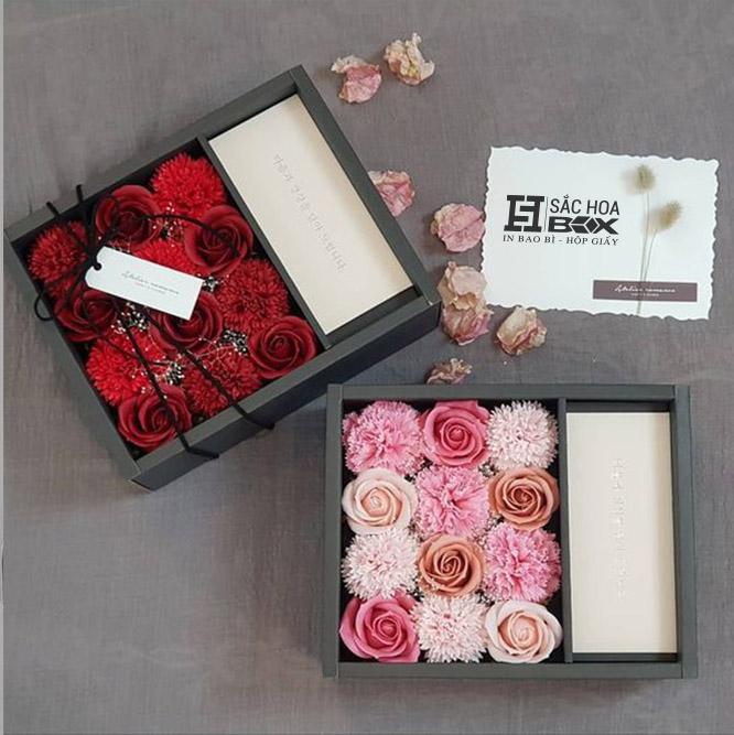 hộp đựng hoa 1