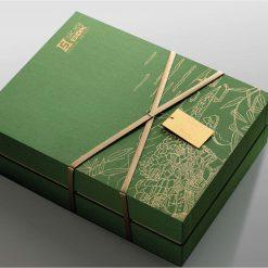 hộp quà tết