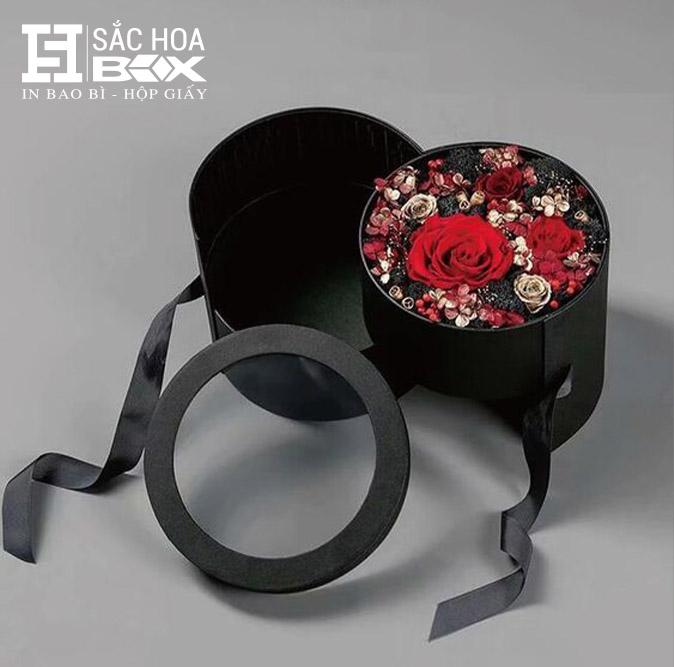 hộp đựng hoa 3
